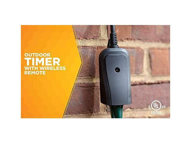 32555WD Outdoor Wireless Remote Control Kit Remote Control Kit Weatherproof