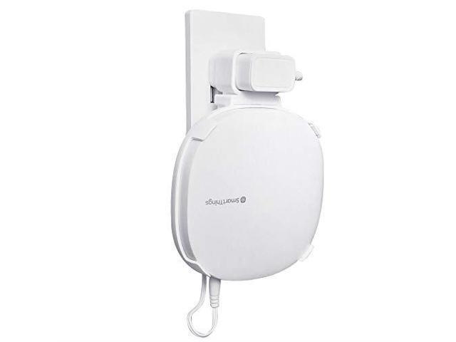 Holder for Samsung SmartThings Hub V2 Outlet Wall Mount Stand for Samsung  SmartThings Smart Home Hub V2 White - Newegg com