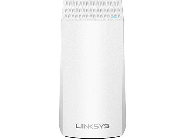Linksys Velop AC1300 DualBand Whole Home WiFi Intelligent Mesh System 1Pack  12 bedrooms with Linksys 8Port Metallic Gigabit Switch SE3008 - Newegg com