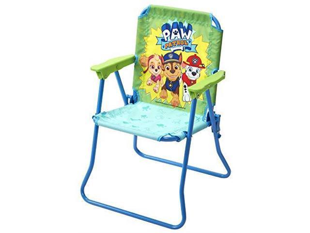 Sensational Paw Patrol Neutral Patio Chair For Kids Portable Folding Lawn Chair Newegg Com Short Links Chair Design For Home Short Linksinfo