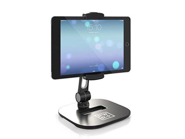 Tablet Stands and Holders Adjustable Tablet Cell Phone Holder 360 Degree  Swivel Angle Rotation for 4 to 11 inches Tab Phone iPad Samsung Galaxy
