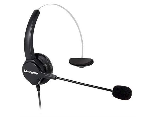 Corded RJ9 Phone Headset Binaural with Noise Canceling Microphone Only for  Cisco IP Phones Such as 6941 7942 7971 88418845 8851 88618945 8961 9951