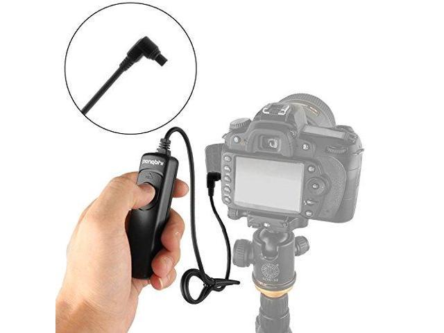 pangshi RS60E3 LCD Wired Shutter Release Timer Remote Control Cord  Compatible with Canon DSLR Cameras T5i T4i T2i T1i XT XTi XS XSi 60D G16  G15 G12