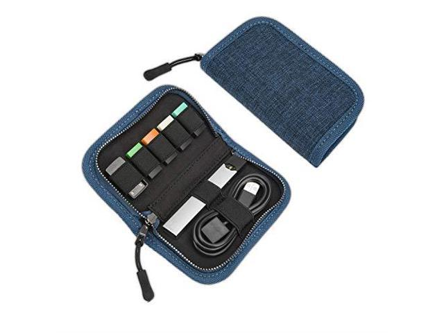 Carrying Case Compatible with JUUL SummerPlus Travel Storage case for Your  Pocket or Bag Device not Included Black - Newegg com