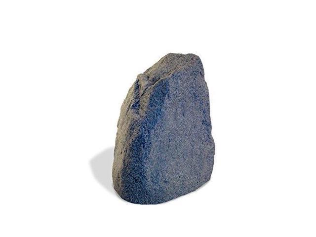 """Algreen Rock Cover and Decorative Garden Accent 21.5 x 18 x 16/"""" Dark Granite"""