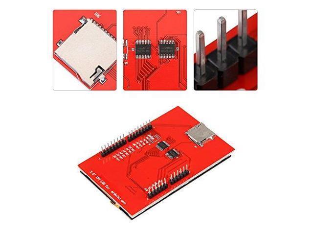 35 inch TFT LCD TouchScreen Module 480 x320 Resolution for Arduino Uno  Mega2560 Board - Newegg com