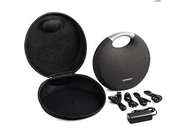 Caseling Hard Case Fits Harman Kardon Onyx Studio 5 Wireless Speaker with Side Pocket Onyx5