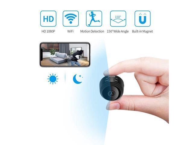 Mini Spy Camera, Joytrip 1080P HD Wireless Hidden Camera