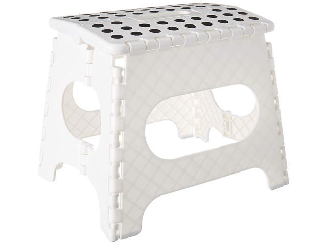 Cool Folding Step Stool 11 Hight The Lightweight Step Stool Is Sturdy Enough To Support Adults And Safe Enough For Kids Opens Easy With One Flip Pabps2019 Chair Design Images Pabps2019Com
