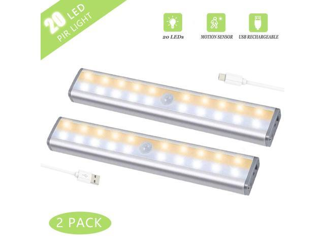 Astounding Under Cabinet Lighting Juya 20 Led Wireless Motion Sensor Closet Lights With Rechargeable Battery Magnetic Night Lamp 3 Mode Stick On Light For Download Free Architecture Designs Lukepmadebymaigaardcom