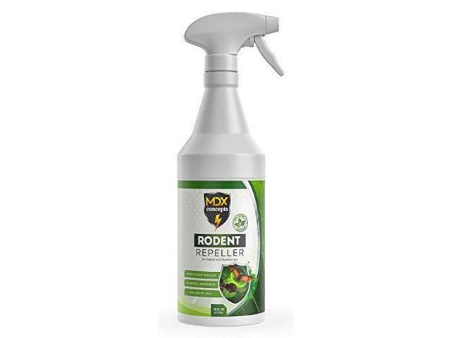 MDXconcepts Mice Repellent Humane Mouse Trap Substitute 16 oz Organic Spray  Guaranteed Effective Works For All Types of Mice amp Rats - Newegg com