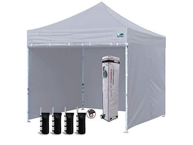 Eurmax 10x10 Ez Popup Canopy Tent Commercial Instant