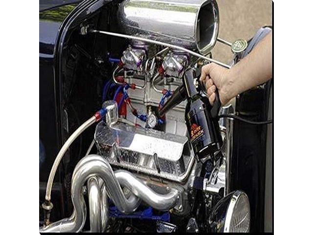 Metro Blaster Sidekick Professional Series Motorcycle Dryer Model SK1 IND