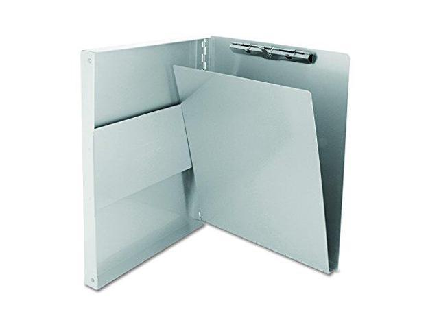 Saunders Recycled Aluminum Snapak Form Holder Memo Size Fits Paper Size Up To 6