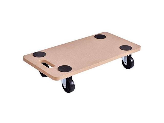 Moving Dolly Heavy Duty Wood Furniture Dollies Movers Carrier 23quot X115quot Platform Newegg Com