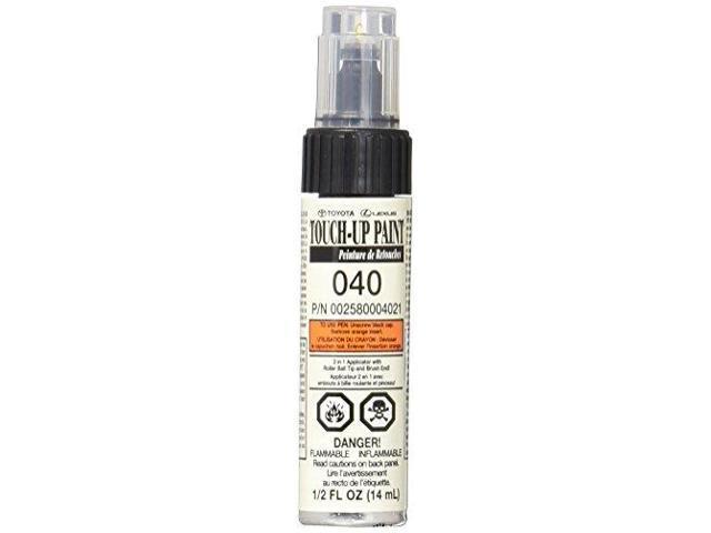 002580004021 White TouchUp Paint Pen 12 fl oz 14 ml - Newegg com