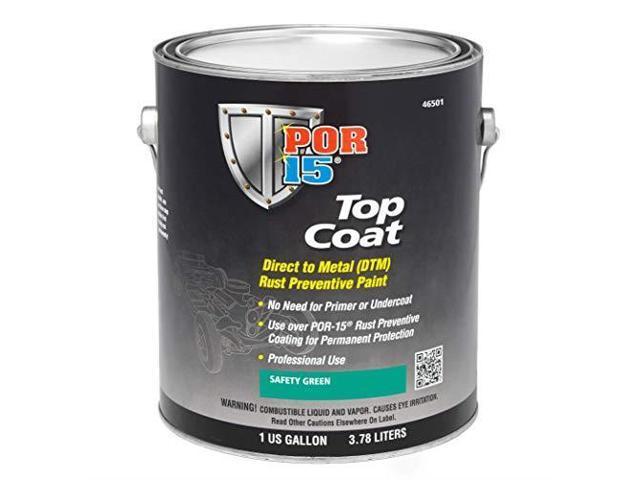 Por15 Where To Buy >> Por15 46001 Top Coat Silver Paint 128 Fluidounces Newegg Com