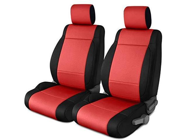 Peachy Custom Fit Seat Cover For Jeep Wrangler Tj 2Door Neoprene Solid Black Newegg Com Dailytribune Chair Design For Home Dailytribuneorg