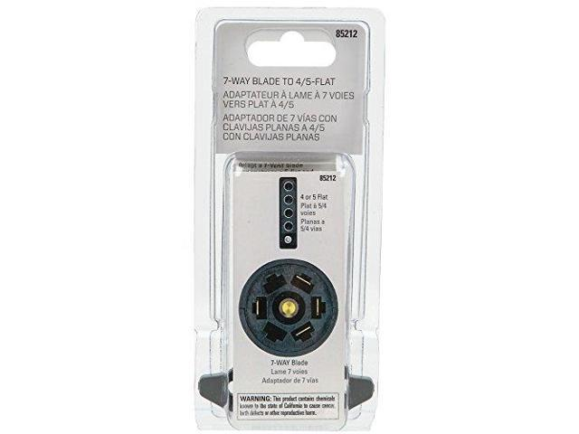 Reese Towpower 85212 7-Way to 5-Way Adapter