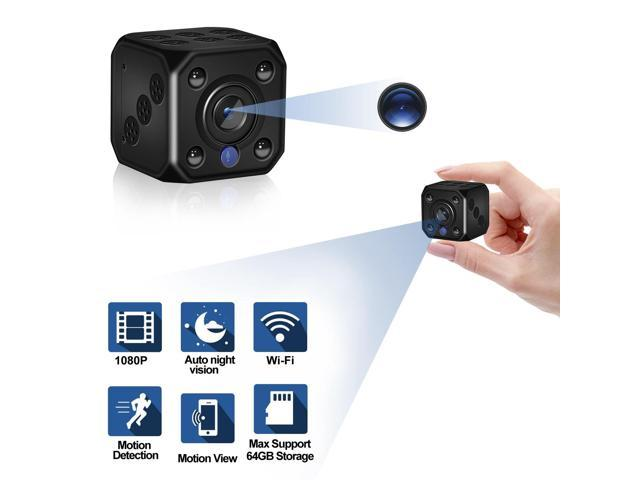 Wifi Spy Camera Wireless Mini Home Security HD 1080P Cam Recorder Night Vision