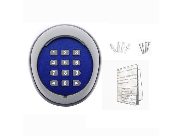 Wireless Keypad for Sliding Gate Opener Door Opener Automatic Operator mps