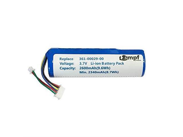 5 x 2600mAh Battery For Garmin Astro DC20 DC30 DC40 GPS Dog Collar Transmitters
