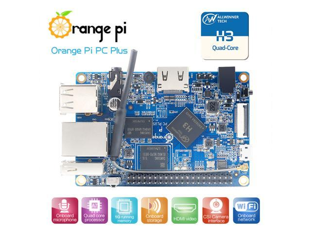 Orange Pi PC Plus Support Lubuntu linux and android mini PC Beyond  Raspberry Pi 2 Wholesale is available - Newegg com