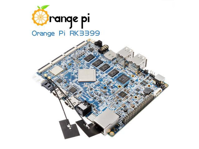Orange pi RK3399 development board 2GB RDD3 dual-core A72+ quad-core A53  can run Android 6 0 Image - Newegg com