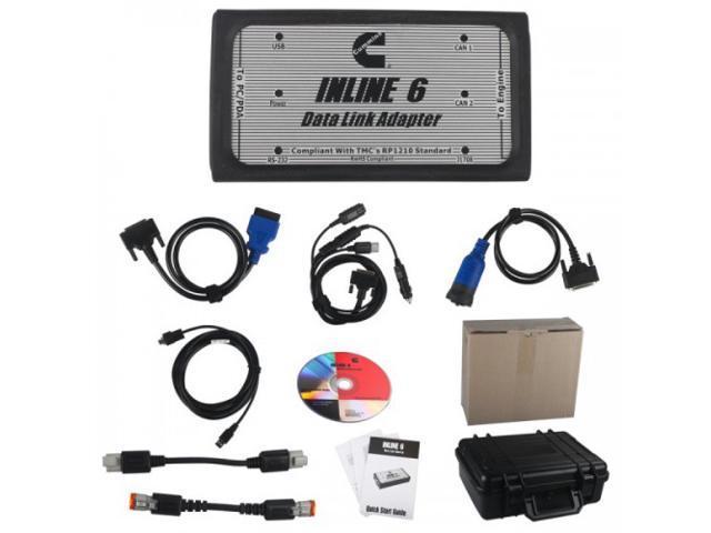 Cummins INLINE 6 Data Link Adapter - Newegg com