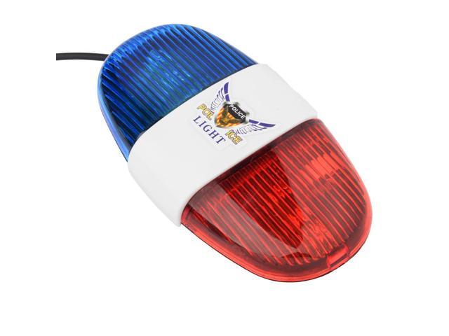 Bicycle Bell 6LED 4 Tone Bicycle Horn Bike Call LED Bike Police Light  Electronic Siren Kids Accessories for Bike Scooter - Newegg ca