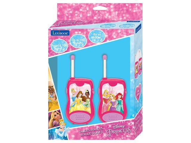 Lexibook TW12DP Disney Princess Walkie-Talkies - Newegg com