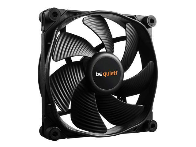 Cooling Fan,Silent Wings 3 120mm PWM, BL066, 6 pole fan motor, low power  consumption, small vibration - Newegg com