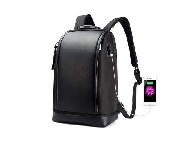 Color : Purple, Size : 15 INCHES Business Handbag Waterproof Nylon Material Notebook Computer Computer Computer Computer Computer Computer Bag Hand Diagonal But See-Bomb Boss Bag