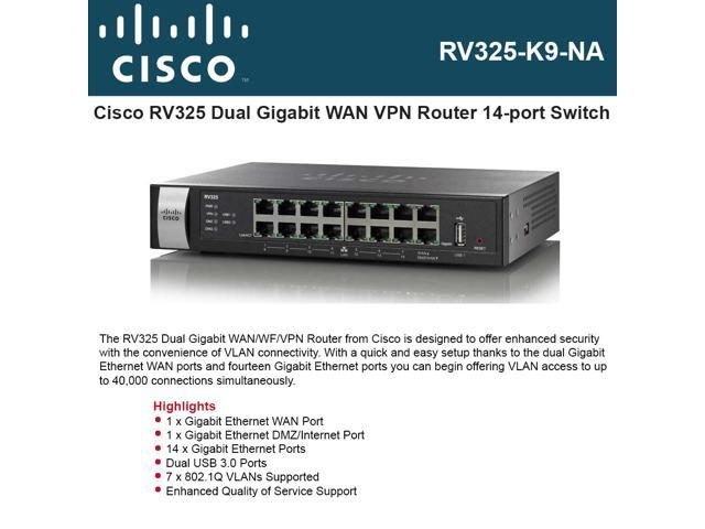 Cisco Rv325