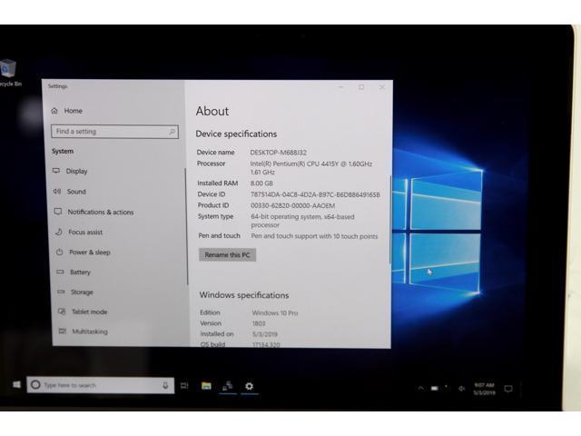 "New Microsoft Surface Go LTE Unlocked 10.1/"" Pentium 8GB 128GB Win10 Pro"