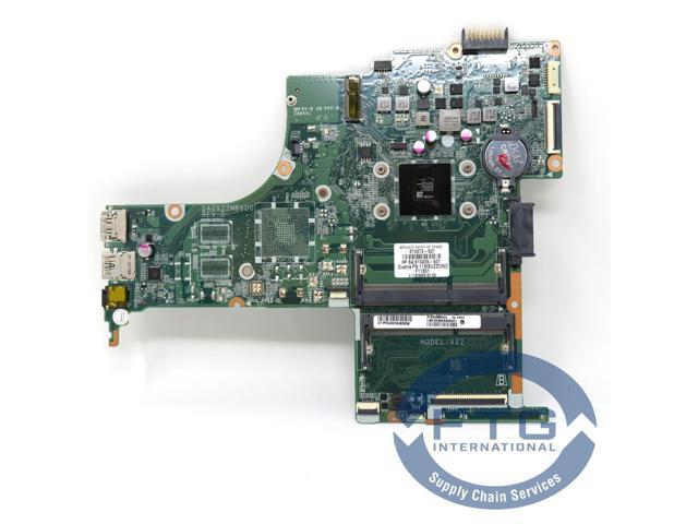 748452-501//756934-501 Assy MB UMA E2-3800 STD