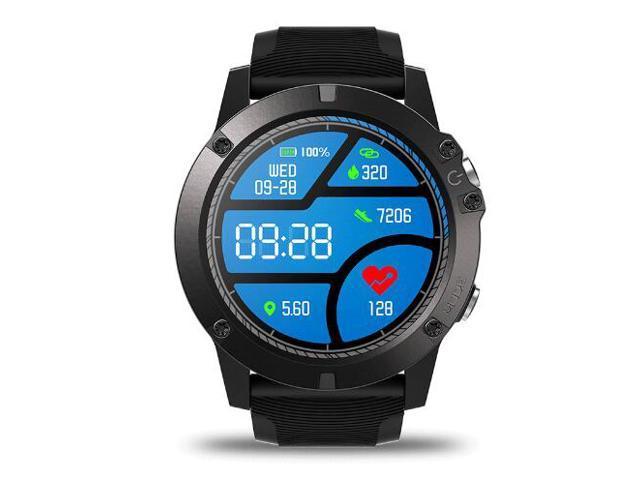 Zeblaze Vibe 3 Pro Smart Watch Men Real Time Weather Optical Heart