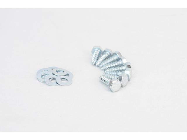 Lag Bolts And Washers For Weco Big Blue Filter Housings Newegg Com