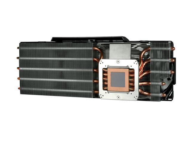 ARCTIC Accelero Xtreme IV VGA Cooler 3x 92mm PWM Fans Graphics Card Heatsink