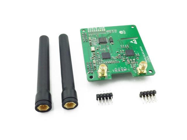 Duplex MMDVM Hotspot Support P25 DMR YSF for Raspberry Pi with 2 Antenna US  Ship - Newegg ca