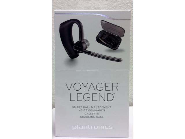 Plantronics Voyager Legend Bluetooth Headset Charge Case With Internal Battery Newegg Com