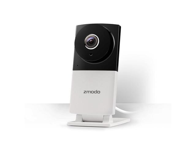 Zmodo Sight 180C 1080p HD Wireless IP Home Security Camera IR Cut Two Way  Audio - Newegg com