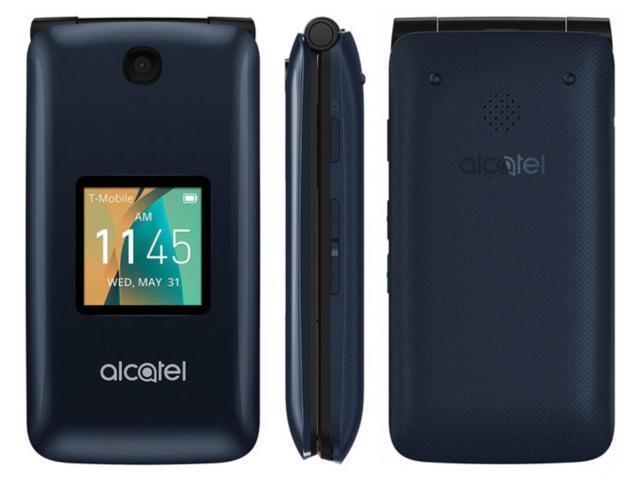 Alcatel GO FLIP Flip Phone Metro PCS TMobile AT&T UNLOCKED GSM 4G LTE -  Newegg com