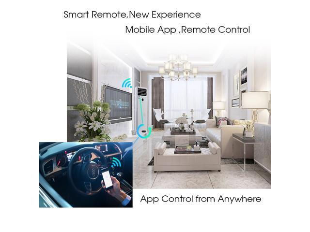 Smart Home WiFi+IR Intelligent Remote Controller Blaster Switch For IR  controlled devices Automation Wifi Voice Phone 3in1 Control Switch For  Alexa