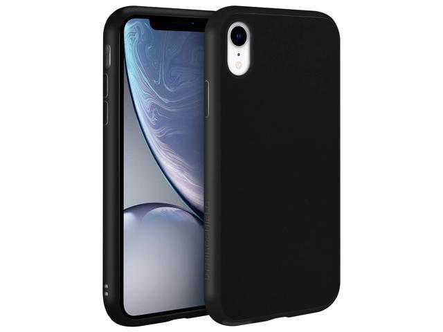 Apple Iphone Xr Protection Case Antishock Solidsuit By Rhinoshield Black Newegg Com