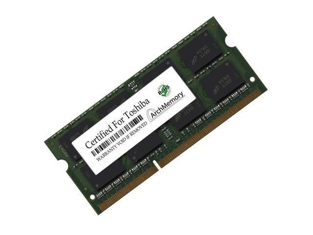 A-Tech 8GB RAM for Toshiba Satellite S855-S5378 DDR3 1600MHz SODIMM PC3-12800 204-Pin Non-ECC Memory Upgrade Module
