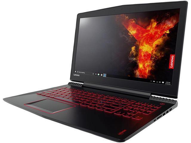 Lenovo Legion Y520 Gaming Laptop Core I7 7700hq Nvidia Gtx 1060 16gb Ram 512gb Ssd 15 6 Full Hd Display Newegg Com