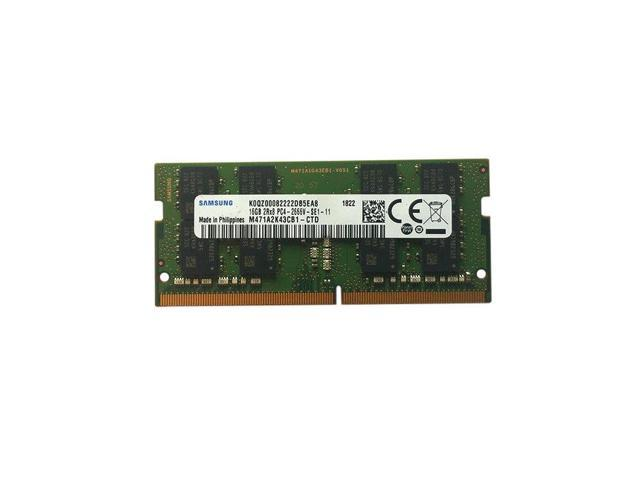 288 PIN DIMM 2666MHZ Samsung 16GB DDR4 PC4-21300 1.2V CL 19 desktop ram memory module