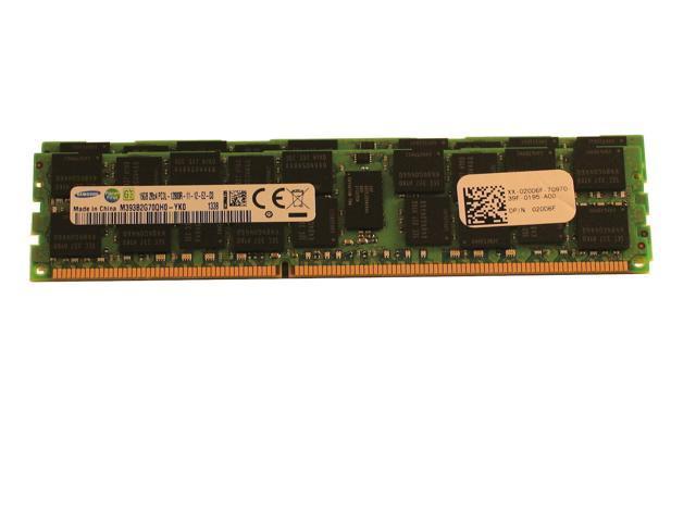 8x4GB PC3-10600R 1333MHz DDR3 ECC Reg Memory Dell PowerEdge R620 Server 32GB