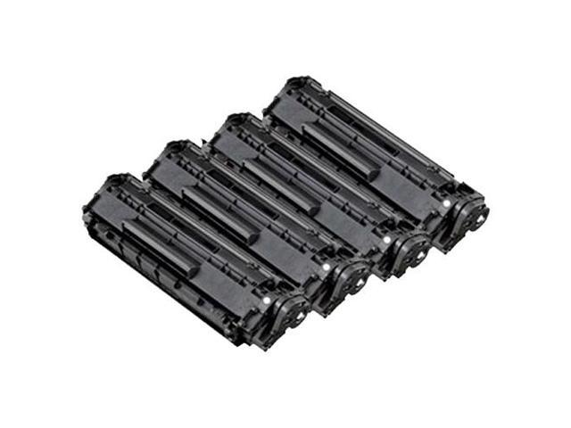 Reinkme 4 Pack Compatible 104 Toner Cartridge For Canon L90